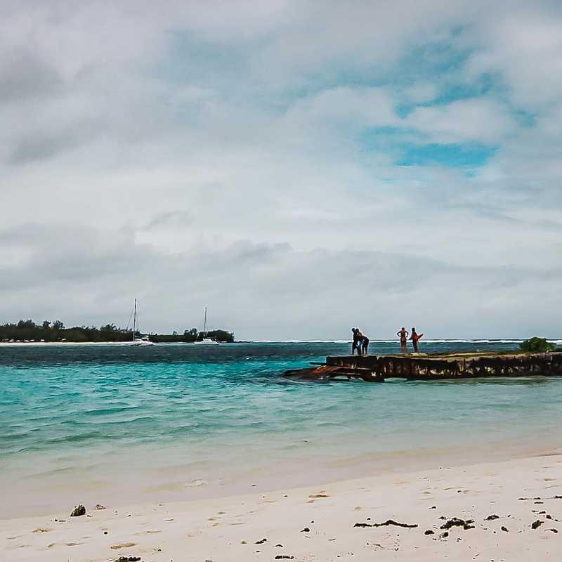 Flat Island