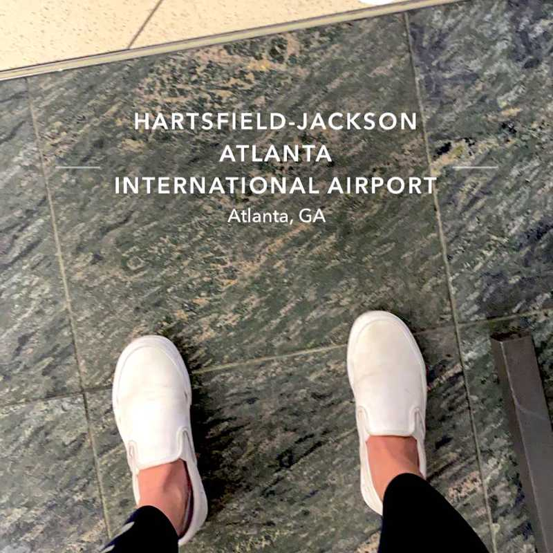 Hartsfield-Jackson Atlanta International Airport (ATL)