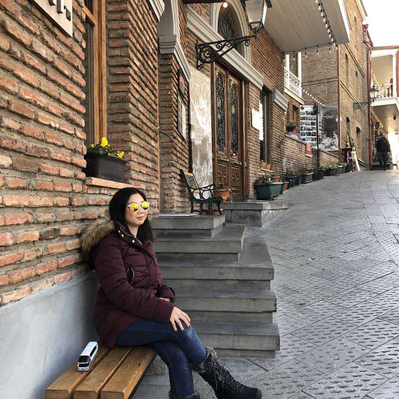 Old City Tbilisi