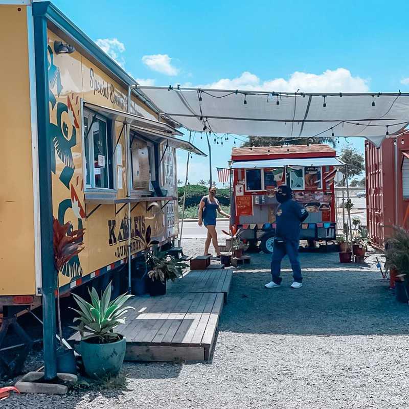 Mo 'Ono Hawaiʻi Food Truck