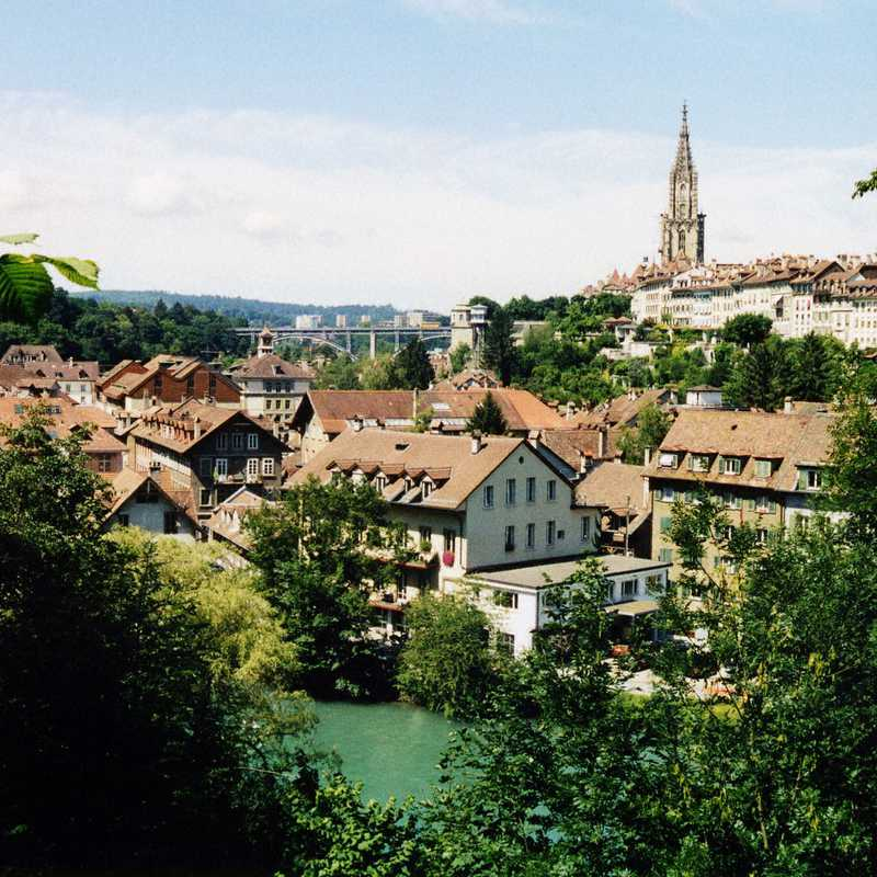 Trip Blog Post by @rodney_n: Bern 2000 | 4 days in Jul (itinerary, map & gallery)