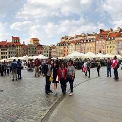 Warsaw   POPULAR Trips, Photos, Ratings & Practical Information