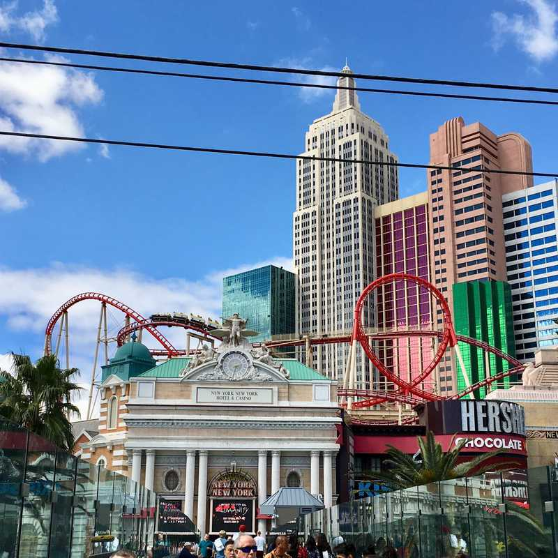 Trip Blog Post by @Bela: Las Vegas March 2018 | 6 days in Mar (itinerary, map & gallery)