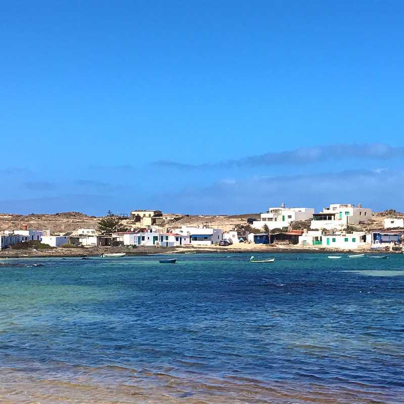 Playa El Majanicho