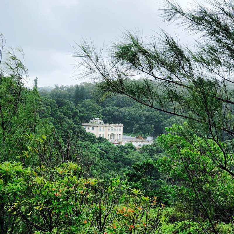Trip Blog Post by @MrJonnyfun: Duckling Hill, Tseung Kwan O | 1 day in Aug (itinerary, map & gallery)