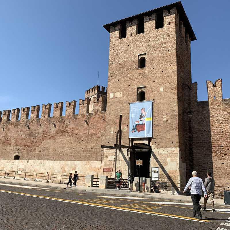 Castelvecchio Castello Scaligero