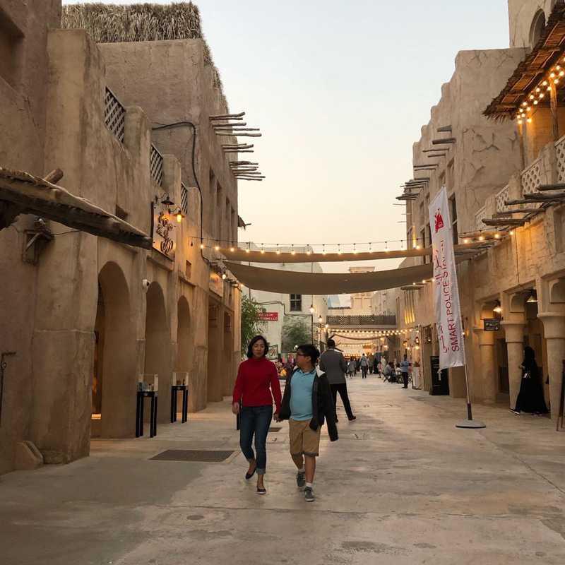 Trip Blog Post by @juliabartola: Dubai 2020 | 2 days in Feb (itinerary, map & gallery)