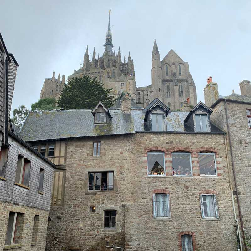 Mont Saint-Michel 2019 | 1 day trip itinerary, map & gallery