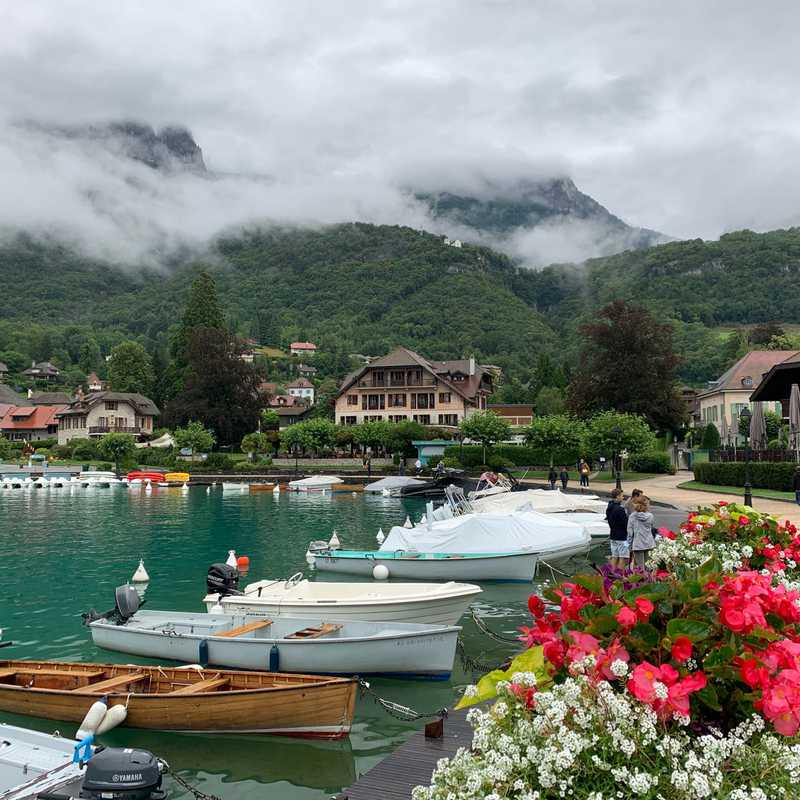 Trip Blog Post by @rbnbrtls: Lac d'Annecy 2021 | 8 days in Aug (itinerary, map & gallery)