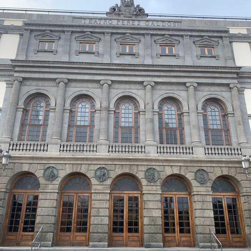 Teatro Pérez Galdos