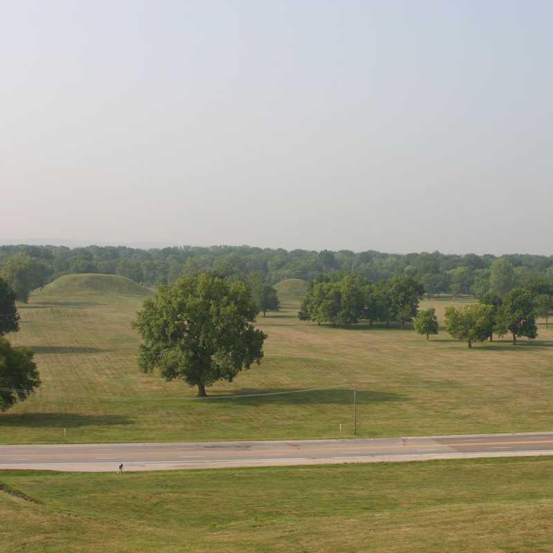 Cahokia Mounds Museum Society