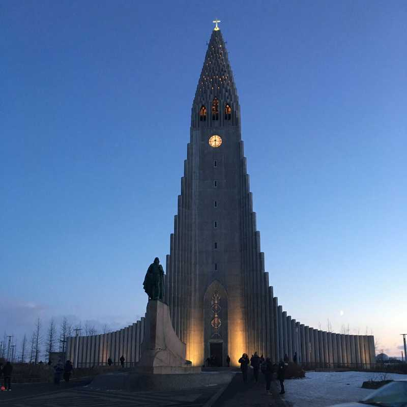 Iceland 2017 | 4 days trip itinerary, map & gallery
