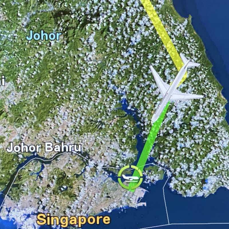 싱가포르항공 Singapore Airlines Limited 新加坡航空公司 Syarikat Penerbangan Singapura சிங்கப்பூர் ஏர்லைன்ஸ்