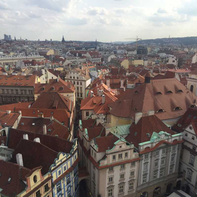 Trip Blog Post by @z_m1: Hungary & Czechia 2018 | 3 days in Aug (itinerary, map & gallery)