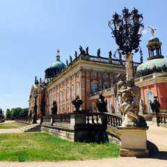 New Palace / Neues Palais