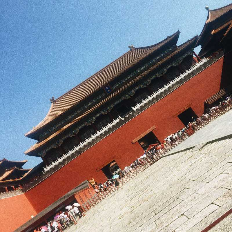 Trip Blog Post by @onlyren: BEIJING | 5 days in Jul (itinerary, map & gallery)