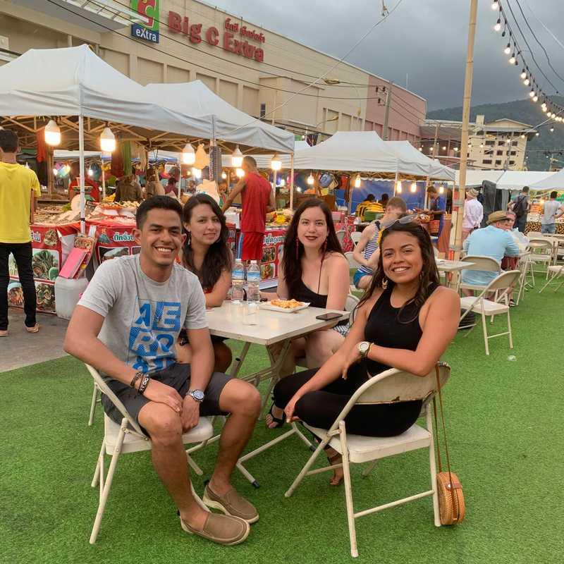 DA HOOD Market Patong Phuket(ตลาดนัดดาฮู้ด)
