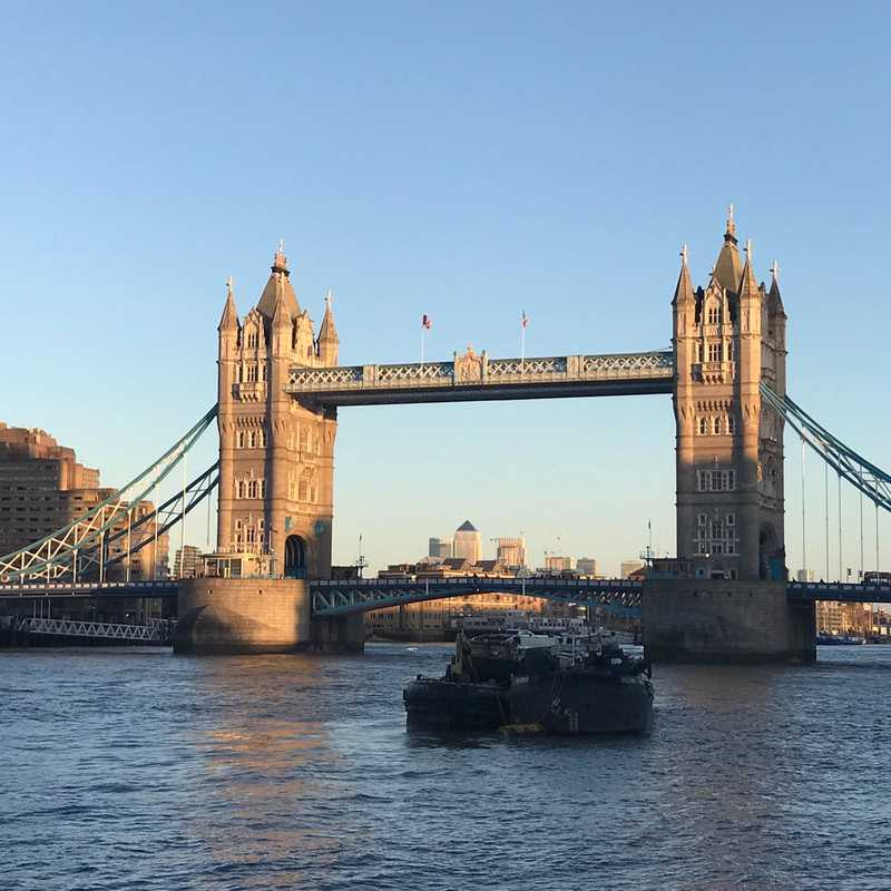 Trip Blog Post by @fernyaquim: London 2018 | 4 days in Jan (itinerary, map & gallery)