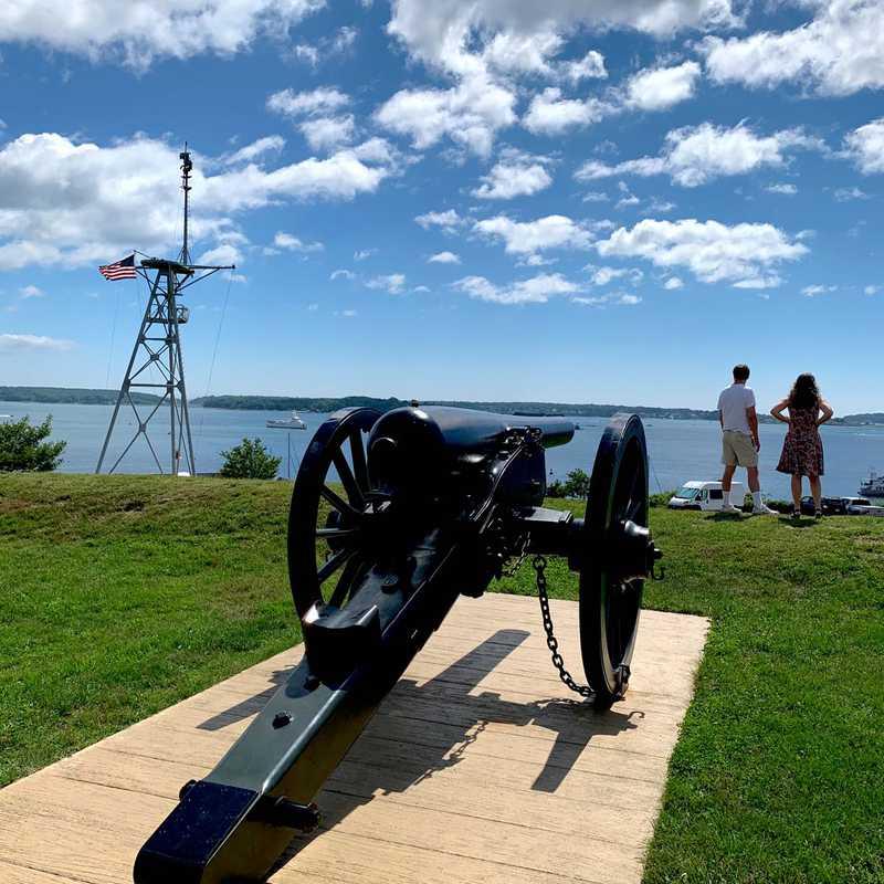 Fort Allen Park