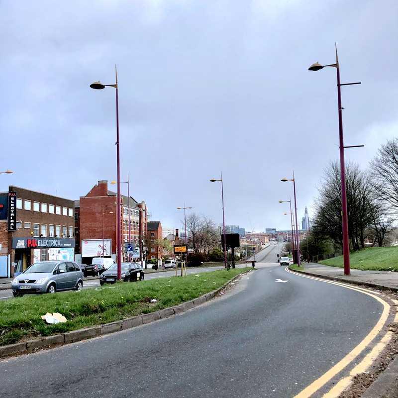 Hamstead Road