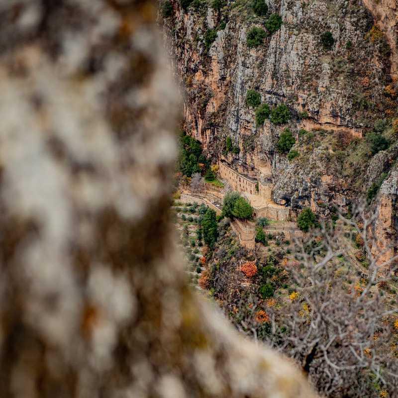 Qannoubine Falls