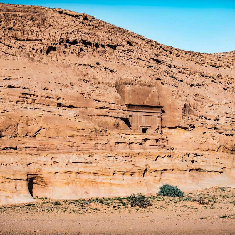 Al Hijr Archaeological Site