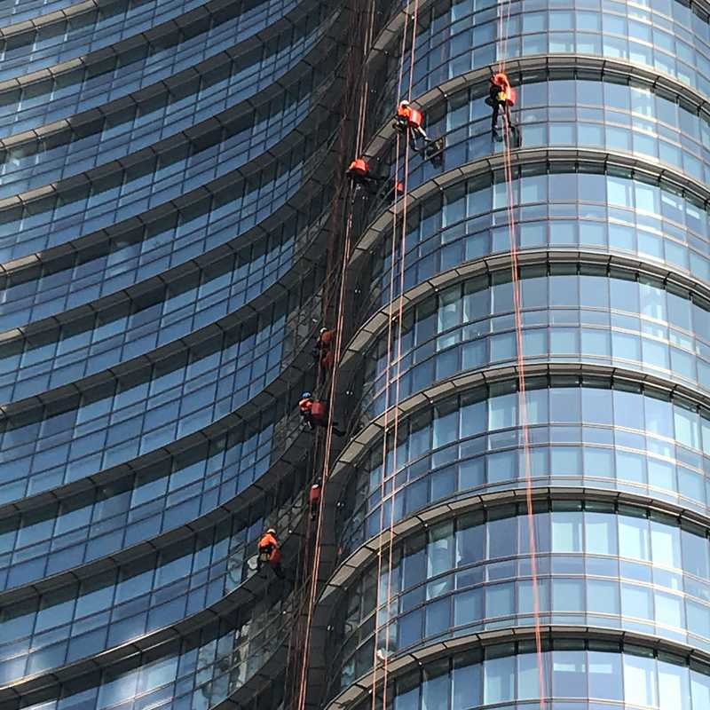 Place / Tourist Attraction: Gae Aulenti Square (Milan, Italy)