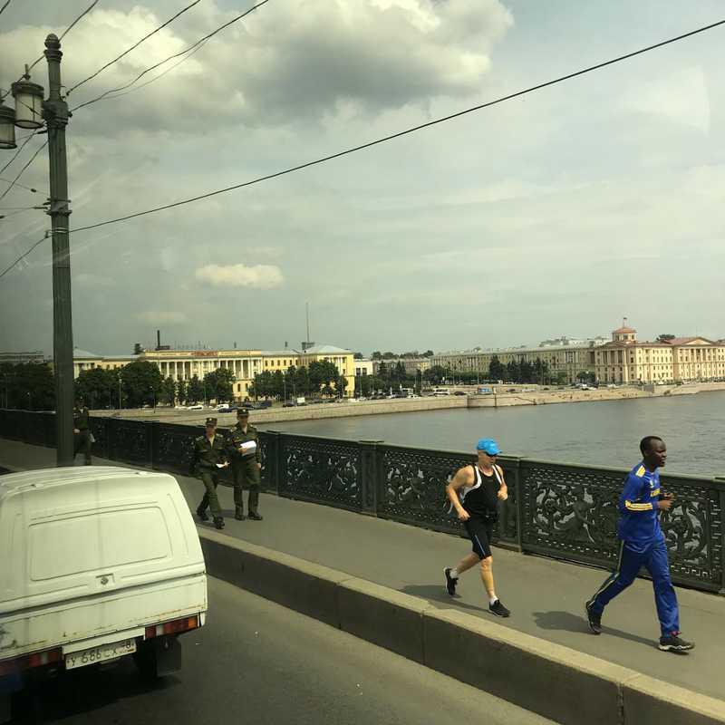 Liteynyy bridge
