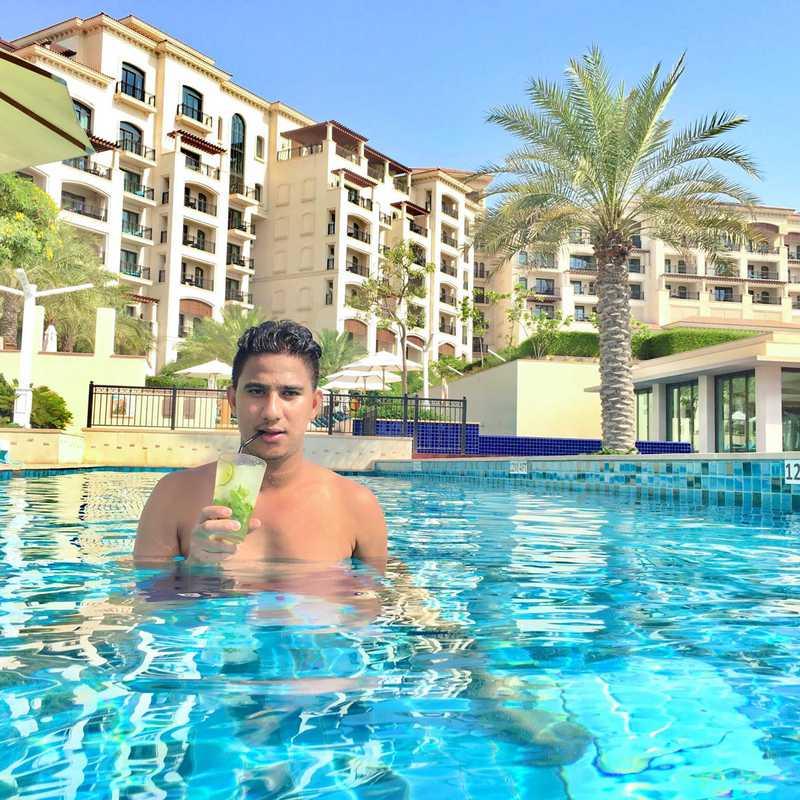 Trip Blog Post by @GlobeTrotter: UAE: Saadiyat Island🇦🇪2016 | 4 days in Jul (itinerary, map & gallery)