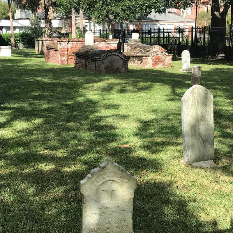 Tolomato Cemetery