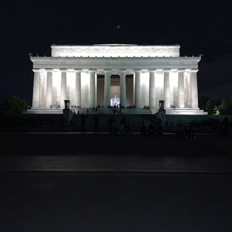 Trip Blog Post by @NenaRbw: Washington 🇺🇸 2020 🚀 Quick stopover 🧳 | 2 days in Mar (itinerary, map & gallery)