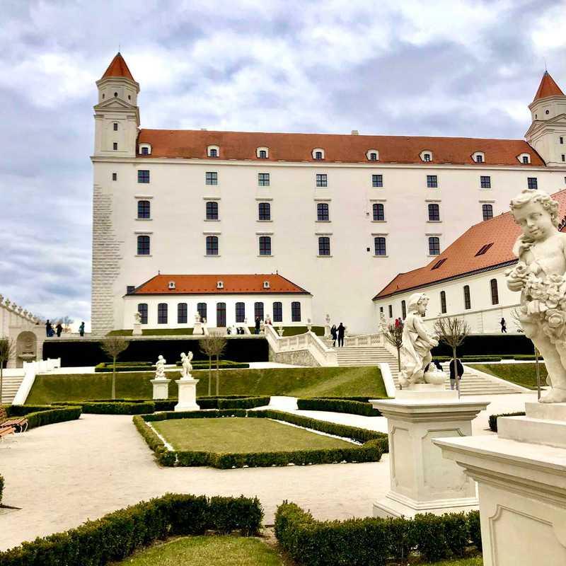 2 Days in Bratislava | 2 days trip itinerary, map & gallery
