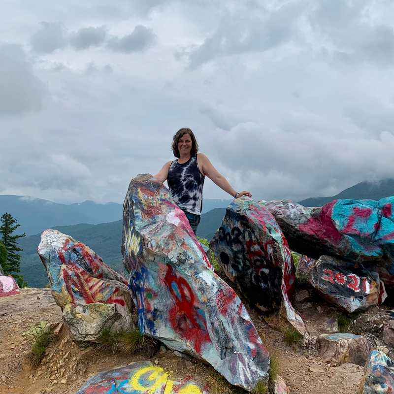 Trip Blog Post by @Sweetadventures: North GA Bday Road Trip | 3 days in Jun (itinerary, map & gallery)