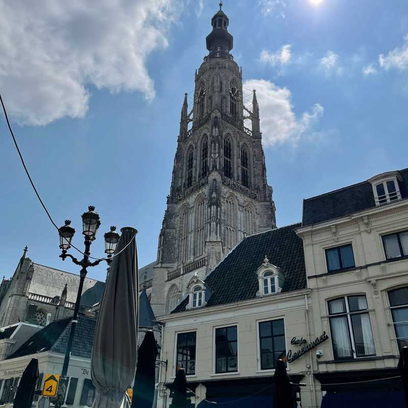 Large Church Breda - Our Dear Mother Church
