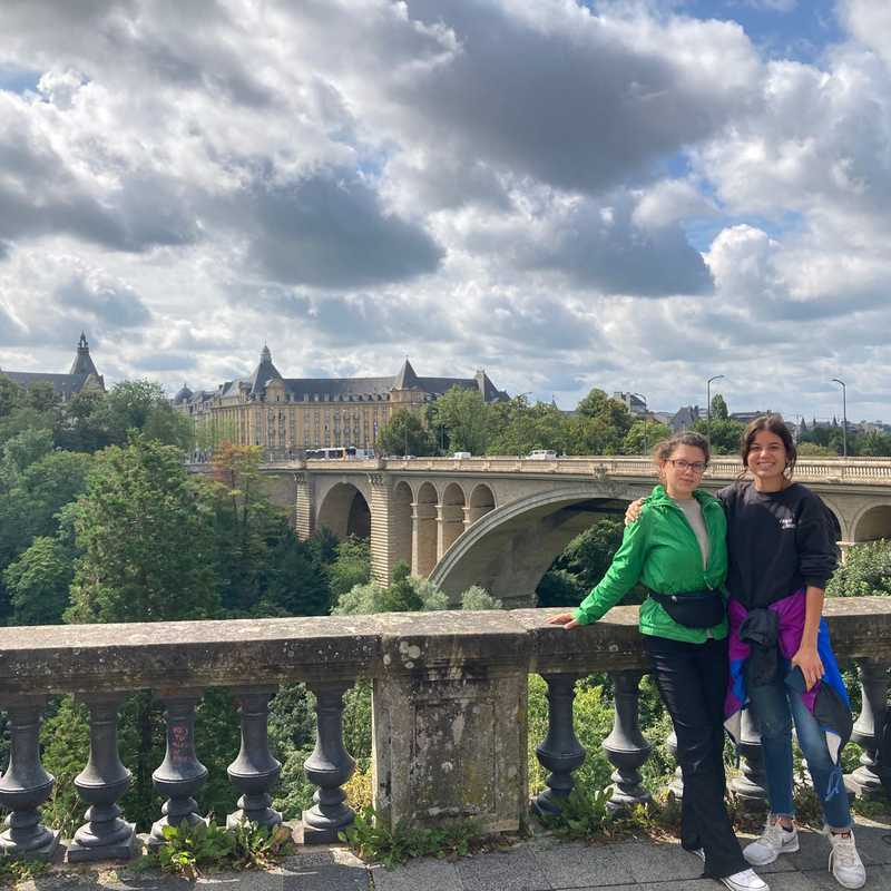 Trip Blog Post by @Loredana_travel: Luxembourg 2021 | 2 days in Aug (itinerary, map & gallery)