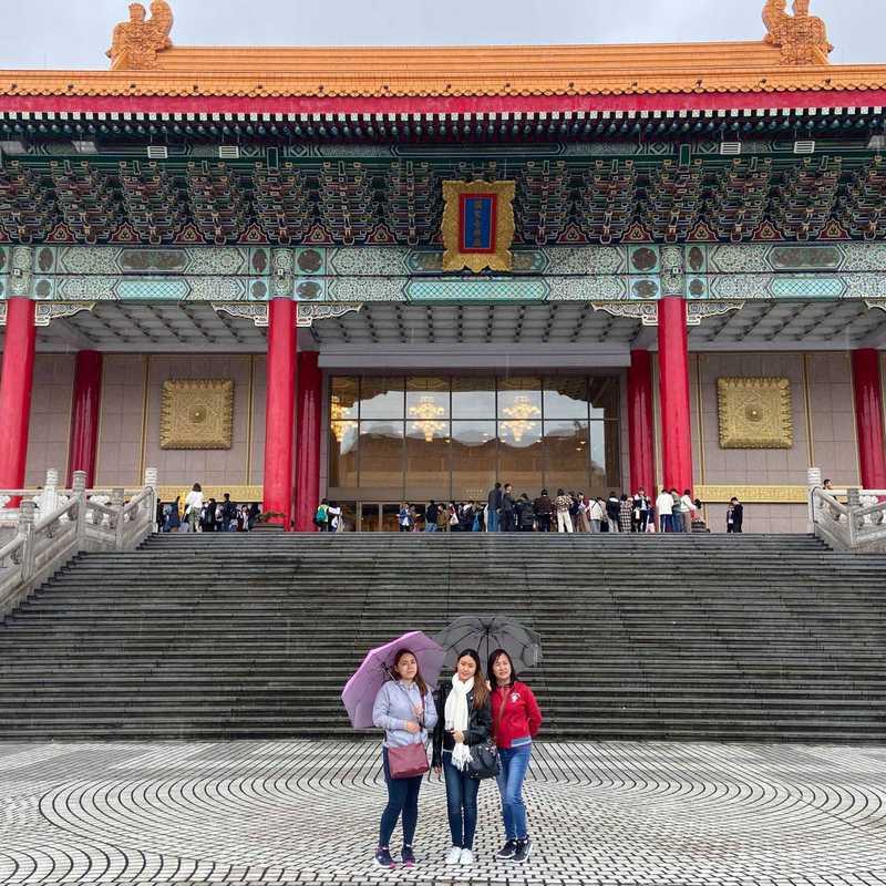 Chiang Kai-Shek Memorial Hall, NTUT
