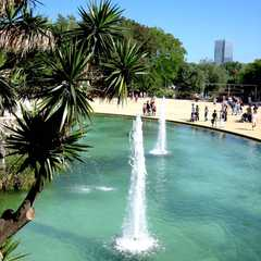 Ciutadella Park / Parc de la Ciutadella