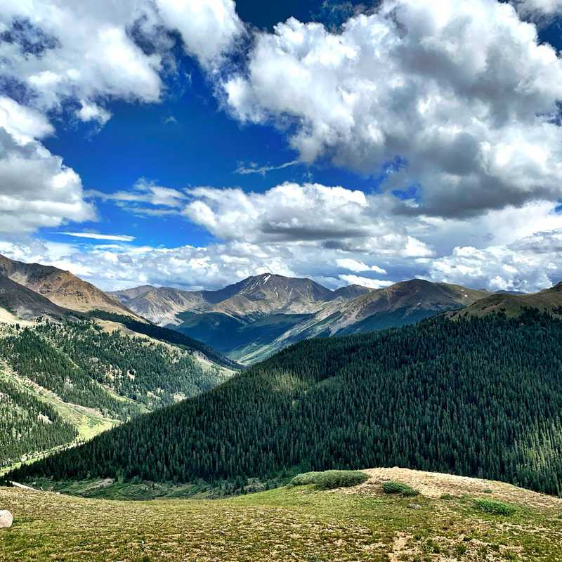 Trip Blog Post by @sarah_c: Twin Lakes & Aspen & Carbondale 2020 | 1 day in Jul (itinerary, map & gallery)
