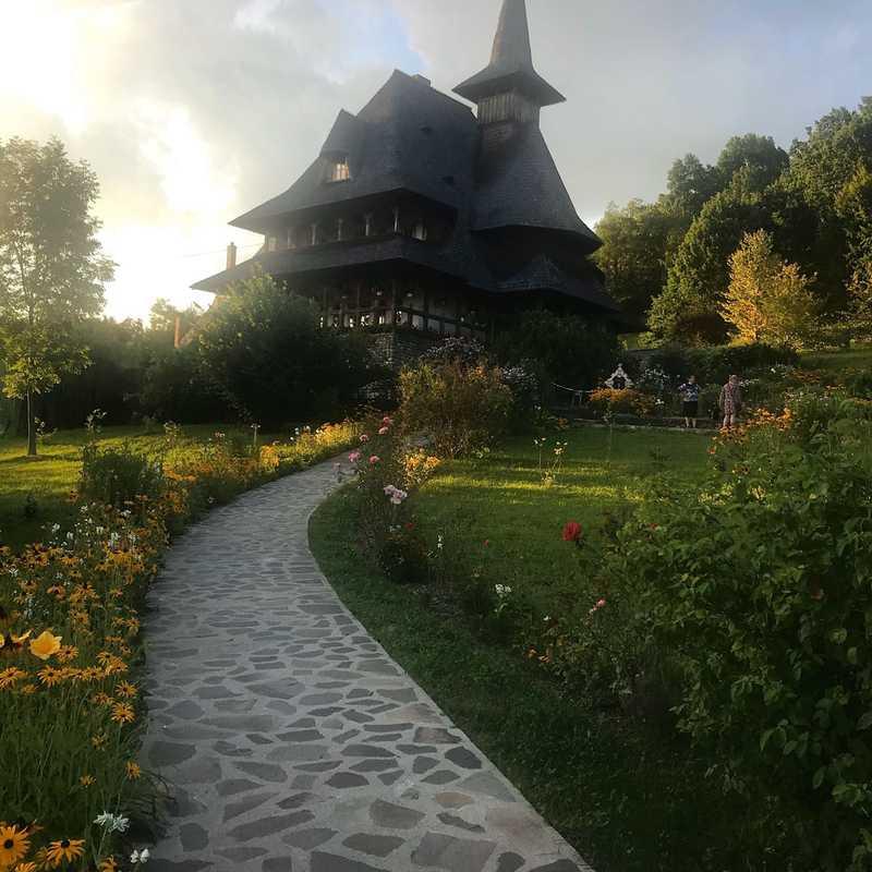 Bârsana Monastery