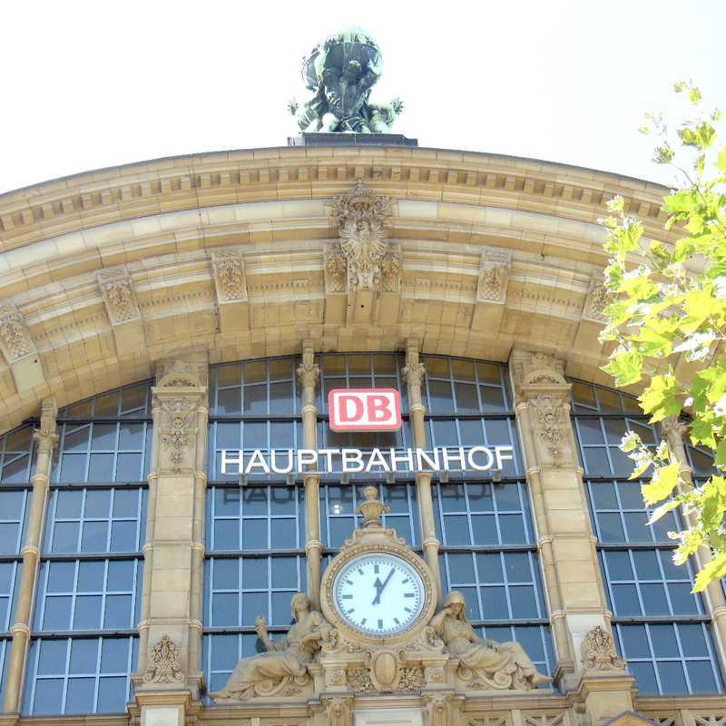 Hauptbahnhof Franfurt