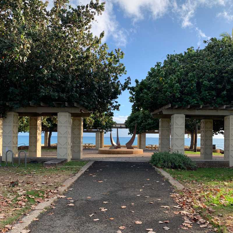 Kakaʻako Waterfront Park