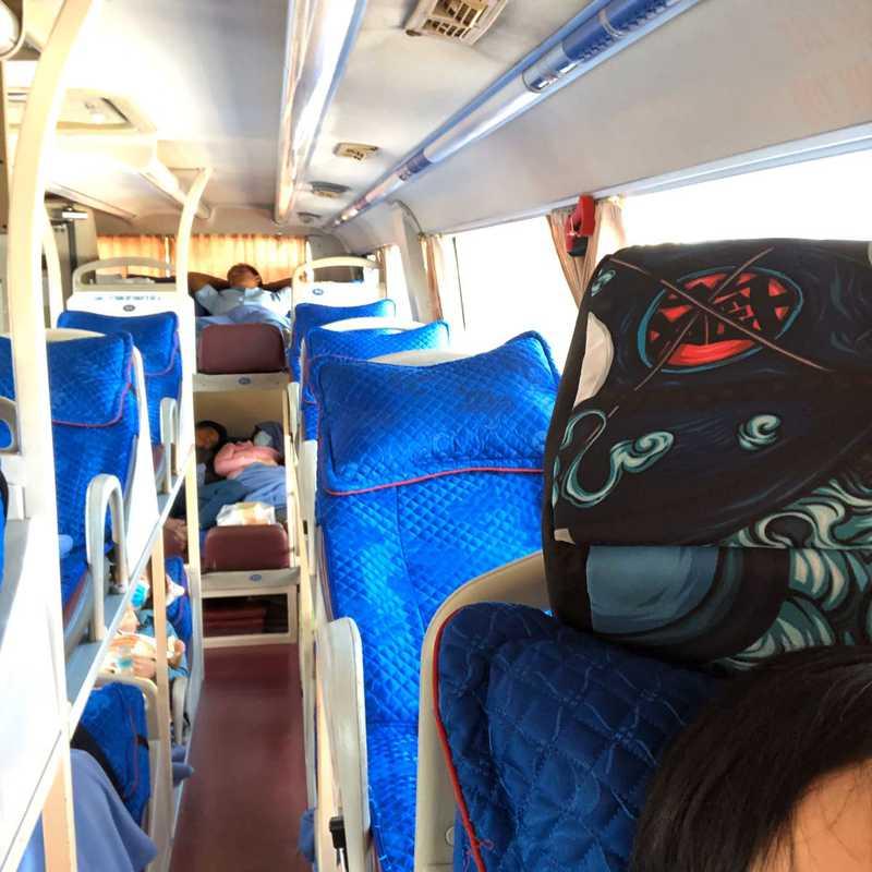 Mekong Express Limousine Bus Ho Chi Minh Vietnam