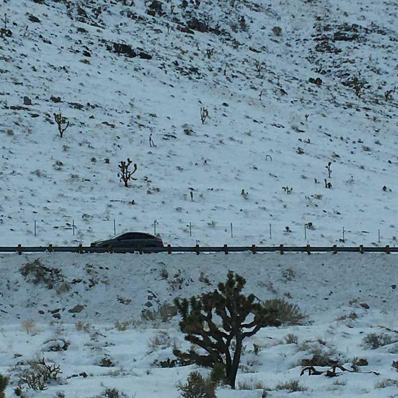 Mojave River Crossing