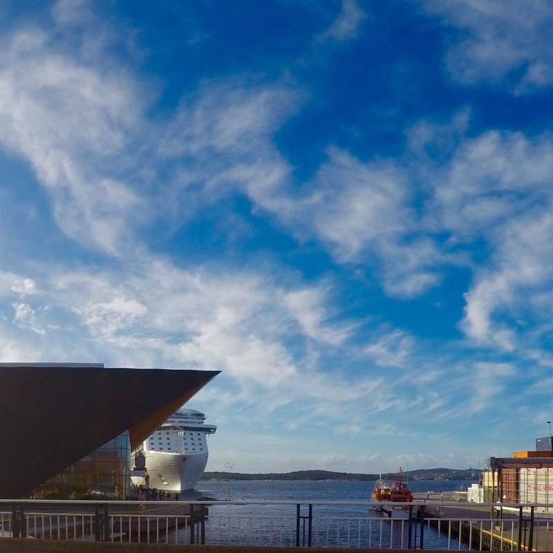 Uferpromenade Kristiansand
