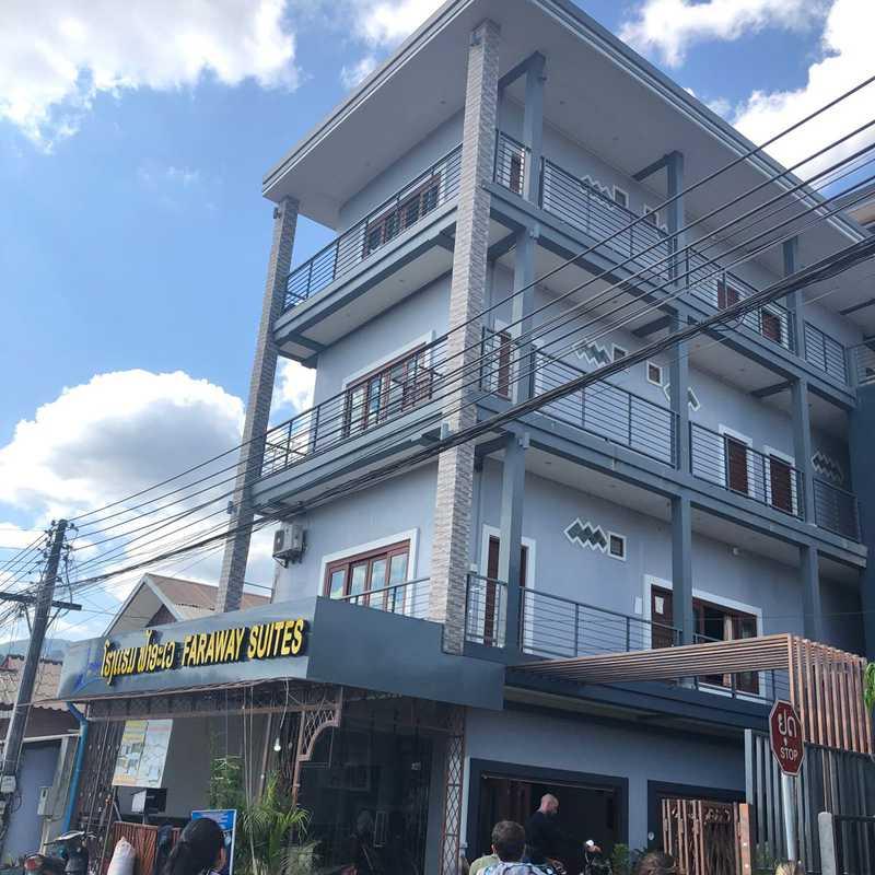 Far Away Suites: Hotel, Guesthouse, Restaurant, Bar