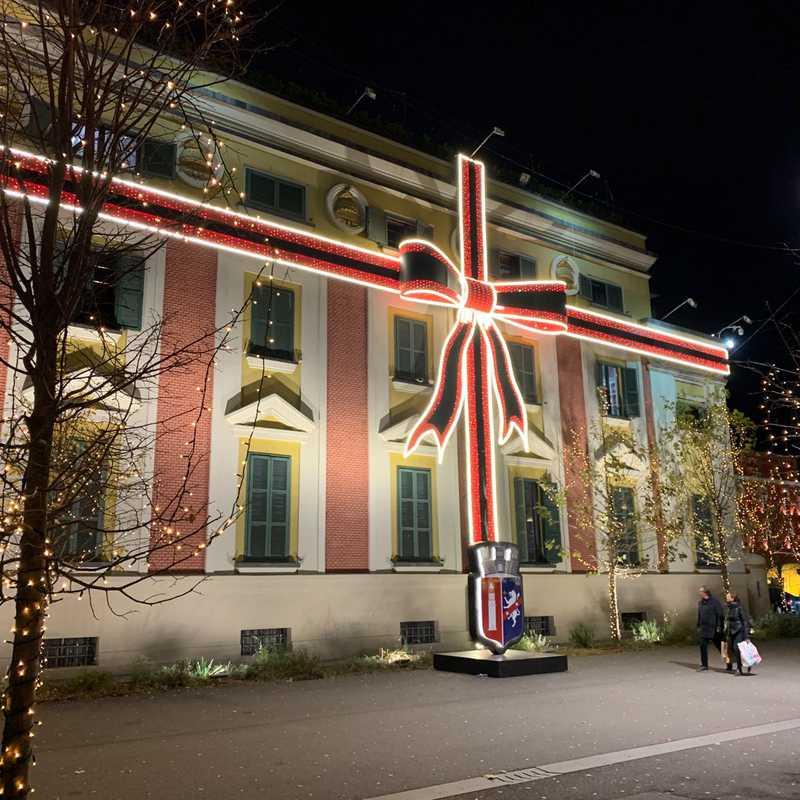 Tirana City Hall