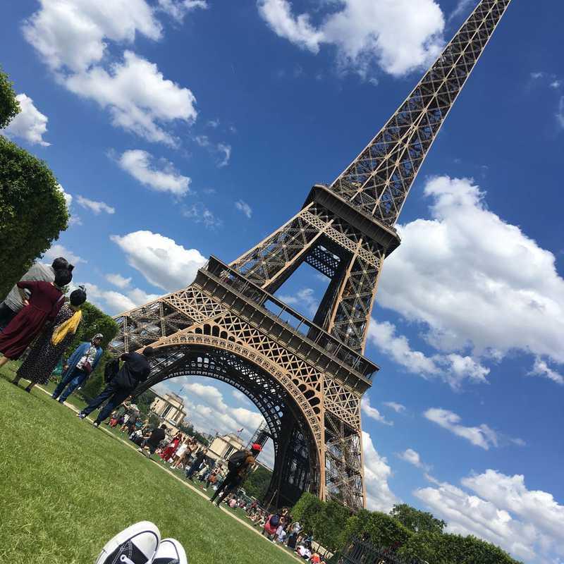 Trip Blog Post by @janka.jascurova: Paris-  France 🇫🇷 | 4 days in Jun/Oct (itinerary, map & gallery)
