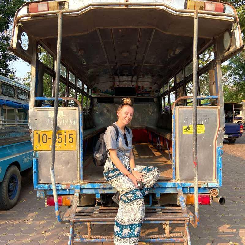 Wat Pikul Thong Phra Aram Luang