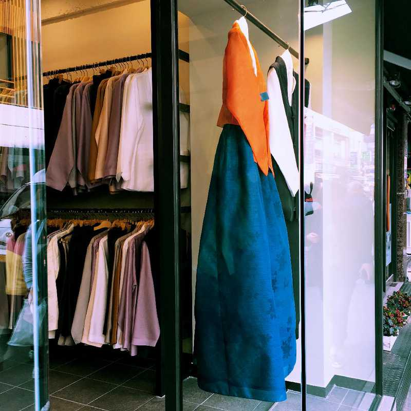 Shop in Insadong