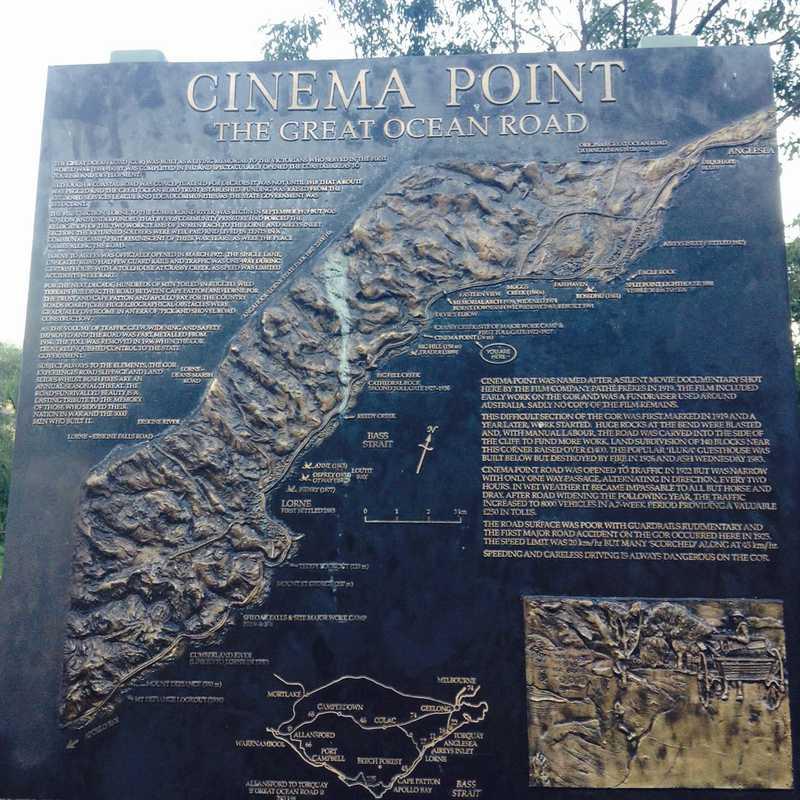 Cinema Point - Great Ocean Road